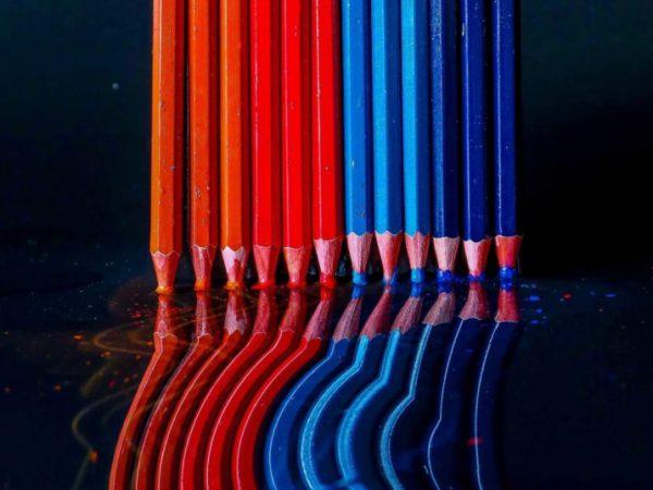 Contest Marzo 2019 Colori Rosso, Blu, Rosso Blu